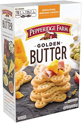 (Pepperidge Farm, Distinctive Golden Butter Crackers, 9.75 Ounce)