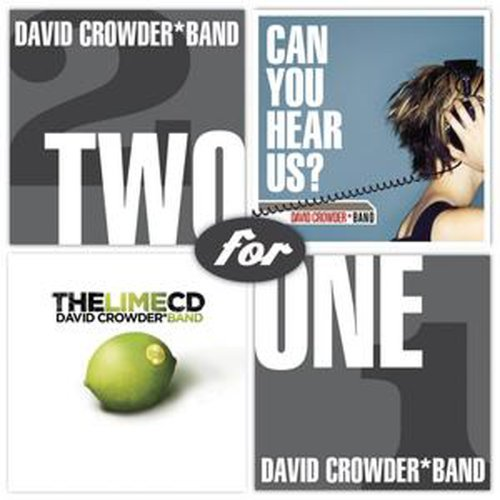 David Crowder Band - Two For One: Can You Hear Us? / The Lime Cd - Zortam Music