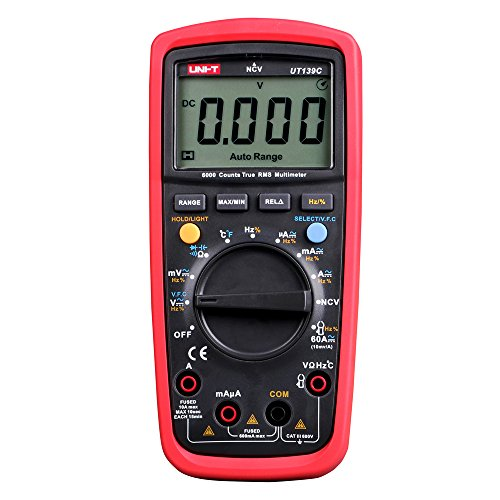 UNI-T UT139C True RMS Digital Multimeters - 2