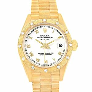 Rolex Datejust automatic-self-wind womens Watch 69288 (Certified Pre-owned)