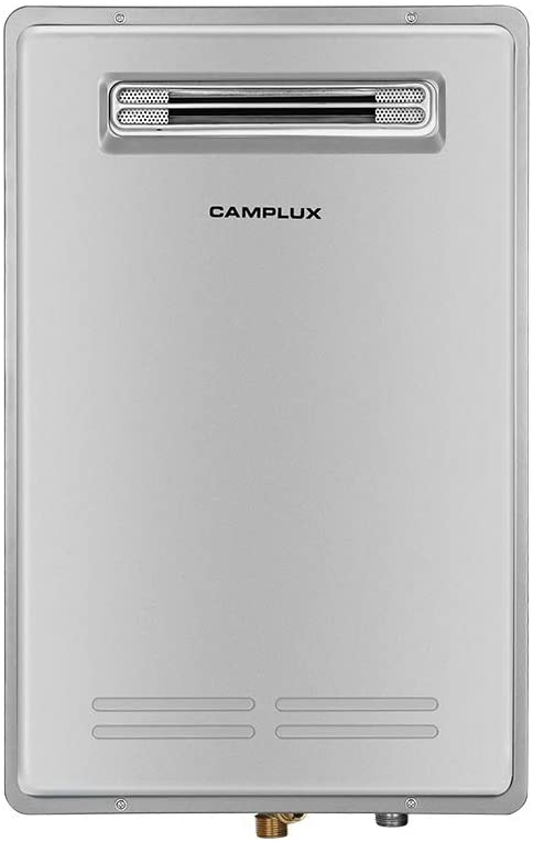 Camplux Pro Residential Tankless Water Heater Natural Gas,5.28 GPM High Efficiency Instant Natural Gas Water Heater,