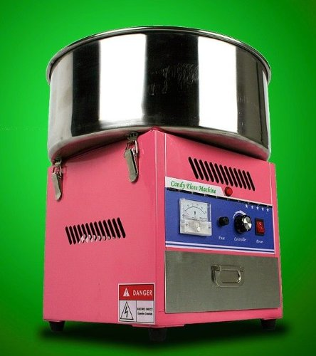 20'' High Power Commercial Electric Cotton Candy Machine Ii
