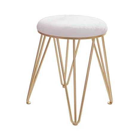 Remarkable Amazon Com Star Life Bedroom Dressing Table Stool Wrought Gmtry Best Dining Table And Chair Ideas Images Gmtryco