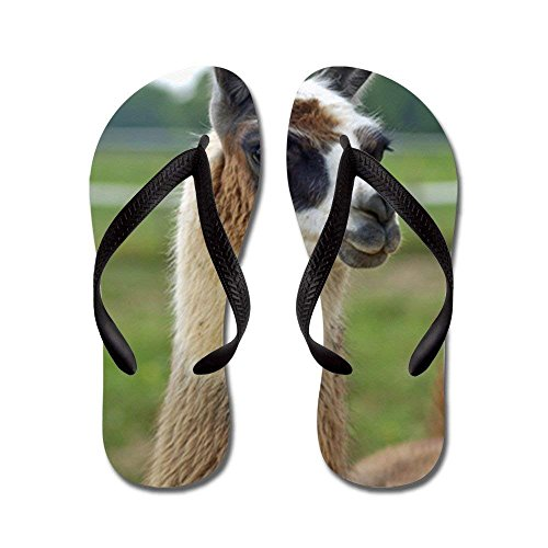 Difflamply Llama2_LP - Flip Thong Flops, Funny Thong Flip Sandals, Beach Sandals Parent B07FHKXYQS 9a1aa9