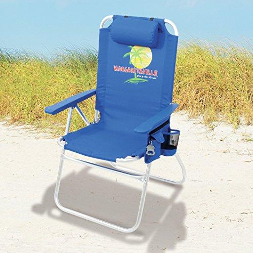 Big Shot Beach Chair (Blue) by Margaritaville
