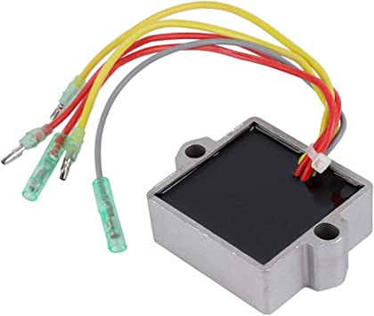 854515 815279-3 8M0084173 815279-2 75-200HP 856748 830179T 883072 883072T Voltage Regulator Rectifier 6 Wire 12 Volt for Mercury Mariner Outboard 815279T