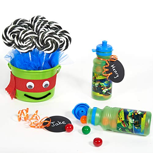BirthdayExpress Teenage Mutant Ninja Turtles DIY Treat Favor Bucket (1)