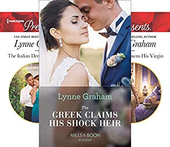 Amazon com: The Greek Claims His Shock Heir (Billionaires at