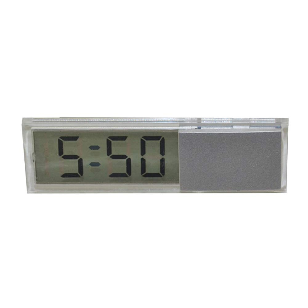 ONEVER Digital Electronic Car Clock with Suction Cup & LCD Display for Car Vehicle 8KD650H1J7H1452NC9NXX