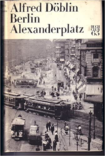 Berlin Alexanderplatz Amazon De Doblin Alfred Bucher