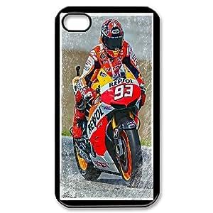 iPhone 4,4S Phone Case Marc Marquez F5U7857