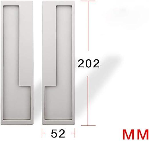 Tiradores De Manijas De Gabinete Moderna minimalista correderas ...