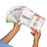 NRSNG Scrubcheats 56 Heavy Duty Laminated Nursing