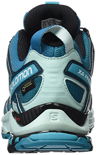 Salomon Zapatillas XA PRO 3D GTX de trail running para mujer Azul (Tahitian Tide/eggshell Blue/reflect)