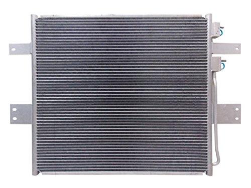 Dodge Ram 2500 A/c Condenser (AC A/C CONDENSER FOR DODGE FITS RAM 2500 3500 DIESEL 3657)