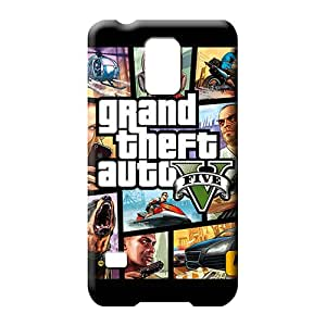 samsung galaxy s5 phone covers Covers Durability High Grade gta 5 cover art