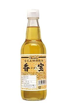 今井のごま油 古式玉締め一番油 小ビン 165g