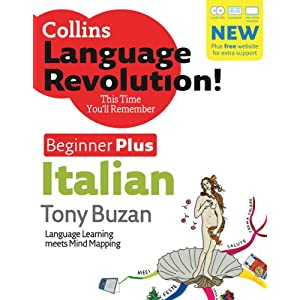 Collins Language Revolution! Italian: Beginner Plus (Italian and English Edition)