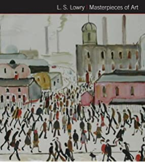 Oils and Watercolours Paintings of L.S.Lowry