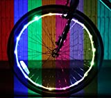 Brightz, Ltd. Wheel Brightz LED Bicycle Accessory Light (for 1 Wheel), Color Morphing Review