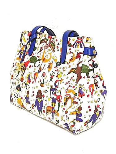 PIERO LARGE CIRCUS GUIDI MAGIC TOTE BORSA Y7 210214038 AdxUTqU