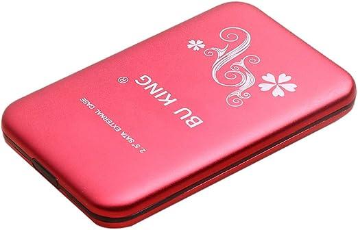 gazechimp 500G 2.5インイン外付けHDDアルミ合金USB3.0超高速ハードディスクドライブ