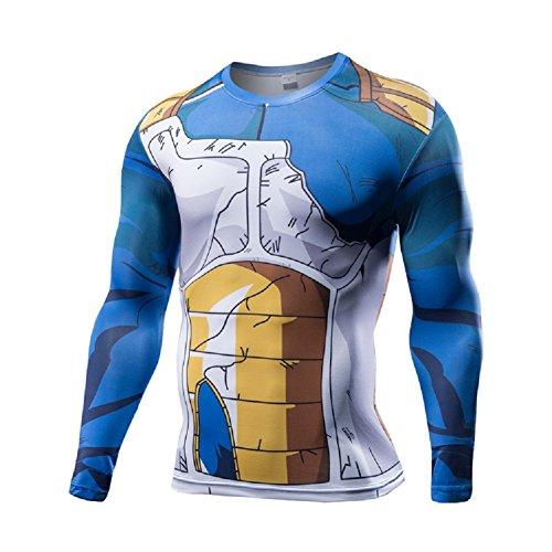 Dragon Ball Z Compression T Shirt Goku Super