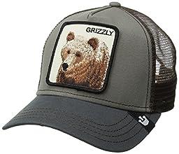Goorin Bros. Men\'s Grizz Baseball, Olive, One Size