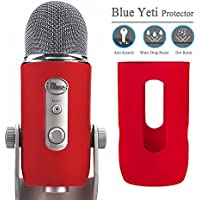 YOUSHARES Blue Yeti Protector – Full Protection Silicon...