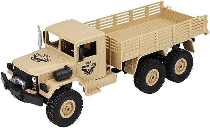 Camión de control remoto, Control remoto de 6 ruedas Modelo 1 ...
