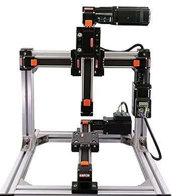 Correa de riel con impresión 3D de 500 mm XYZ.: Amazon.es: Amazon.es