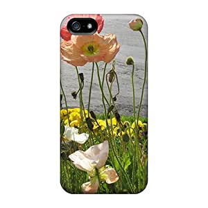 New Fashion Premium Tpu Case Cover For Iphone 5/5s - Nature Art