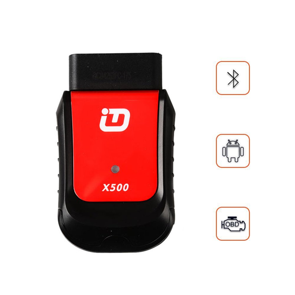 OBD2 Bluetooth Reset Tool Scanner XTuner X500 for Andriod only Amzby
