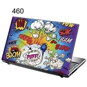 Made in the UK NEW DESIGNS 15.6 Laptop Skin Cover Sticker Decal Leather Effect