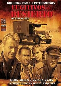 Fugitivos Del Desierto [DVD]