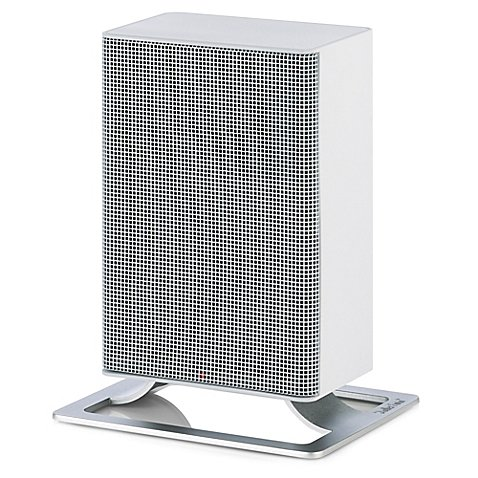 Anna Little Ceramic Heater in White | Plastic Housing with a PTC Ceramic Heating Element