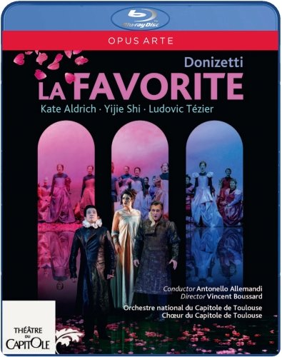 La Favorite (Blu-ray)