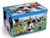 Toys Best Deals - Delta Children Fabric Toy Box, Disney Mickey Mouse by Delta Children