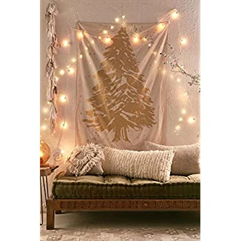 eea629a30a6 Popular Handicrafts New Launched Kp655 Exclusive Gold   Silver foil Tree  Christmas Tree Tapestry Wall Art