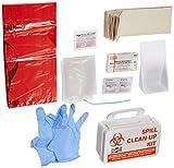 S89 17102 Biohazard Universal Precaution Spill Kit