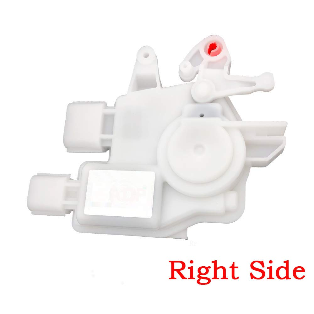 72115-SDA-A01 Car Front Right Passenger Side Door Lock Actuator Motor for Honda Acura 2006-2014 Honda Ridgeline View Chart For Specific Accord TL TSX Models /& Door Lock Positions; Replaces 72115-SDA