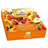 pate de fruit - Saint Siffrein Gourmet French Fruit Pastes 4 Flavors, 24ct, 25.4oz 720g