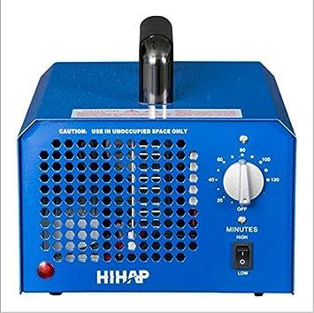 Generador de ozono profesional 3000 a 7000mg / h, 3.5 a 7g / h ...