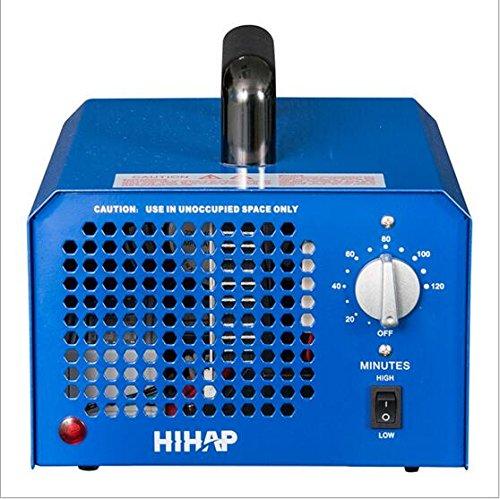 🥇 Generador de ozono profesional 3000 a 7000mg / h