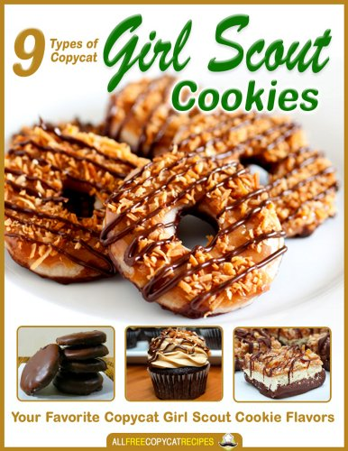9 Types of Copycat Girl Scout Cookies: Your Favorite Copycat Girl Scout Cookie - Type Event