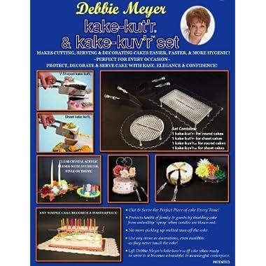 Debbie Meyer's Kake-Kut'r and Kake-Kuv'r Set