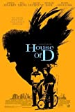 House of D POSTER Movie (27 x 40 Inches - 69cm x 102cm) (2005) (Style B)