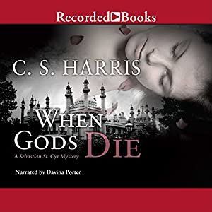 When Gods Die Audiobook