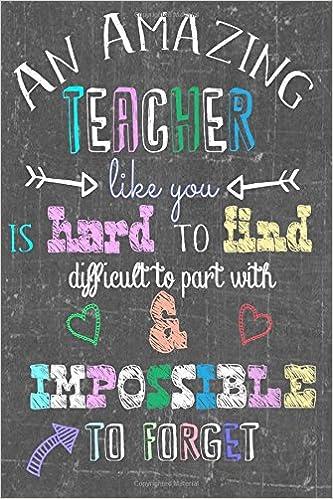 Lehrer Notizbuch Lehrer Notizbuch Journal