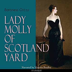 Lady Molly of Scotland Yard Audiobook
